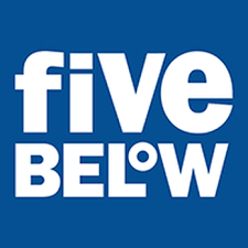 Five Below Logo in Blue