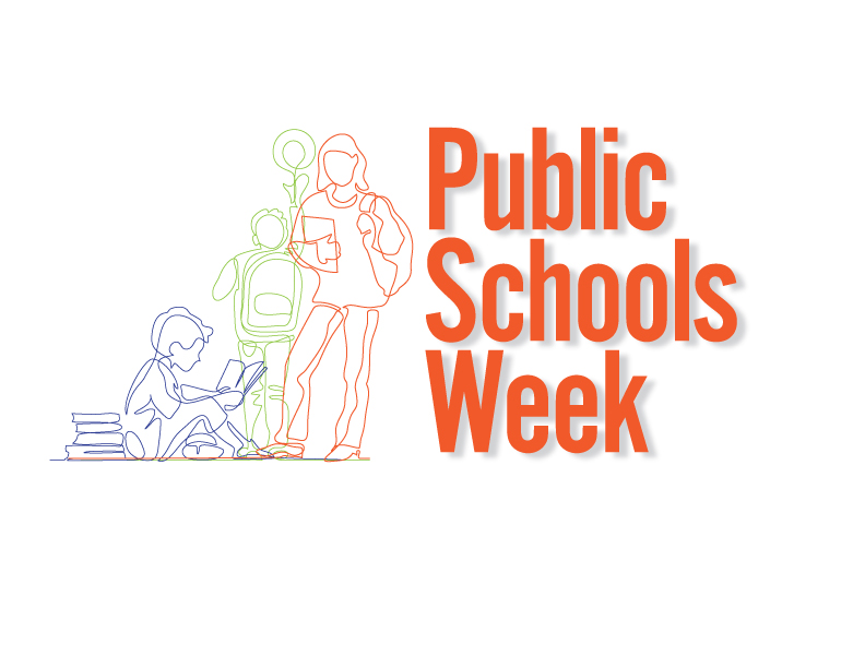 Public School Week Logo