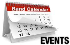 Band Calendar Events