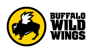 Buffalo Wild Wings Restaurant Black and Yellow Logo