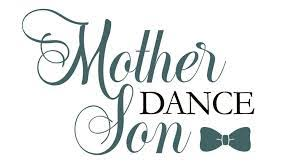 Mother Son Dance with Black Bow Tie