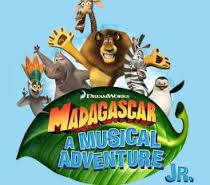 HARMON SCHOOL MUSICAL MADAGASCAR JR. ~January 26th & 27th, 2017 - 7:00 p.m.