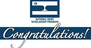 National Merit AHS Student Congrats