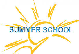 Summer School Registration with Yellow Sun
