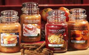 YANKEE Candle Jars