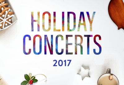 Holiday Concerts 2017