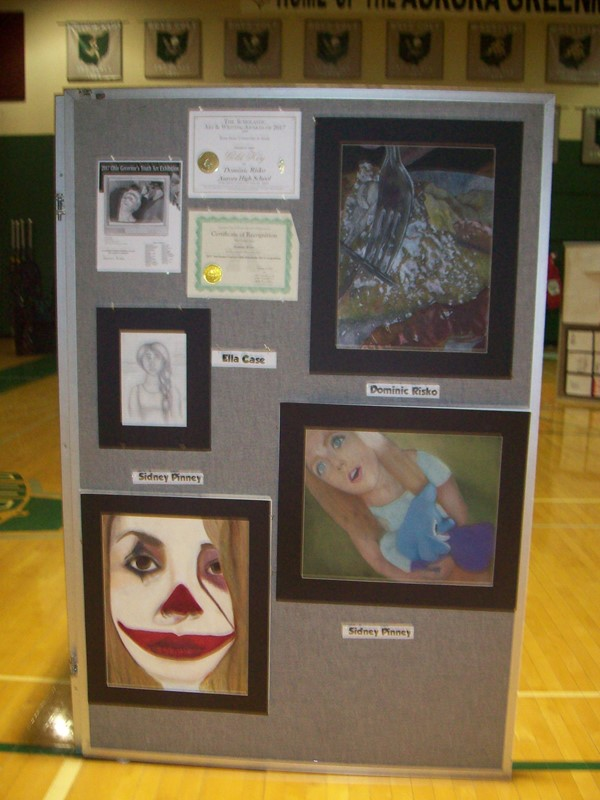 District Wide Art Show Focusing On Student Artistic Talent