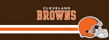 cleveland browns stripe logo